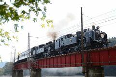 大井川鐵道を走るSLの人気は全国区(写真提供:島田市)