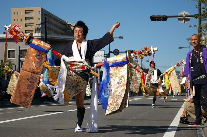 3年に1度、10月中旬に開催される島田大祭(写真提供:島田市)
