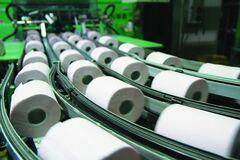市では製紙産業が栄えている(写真提供:富士市)