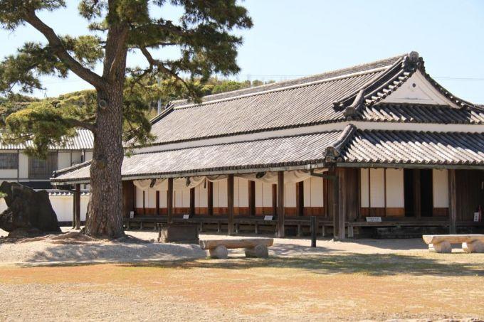 日本で唯一現存する関所の新居関所(写真提供:湖西市)