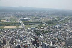 中心市街地の様子(写真提供:豊田市)
