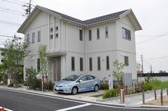 エネルギーを効率よく使う「スマートハウス」(写真提供:豊田市)