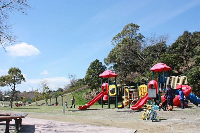 菊川運動公園(写真提供:菊川市)