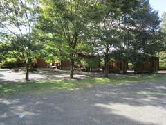 火剣山キャンプ場(写真提供:菊川市)