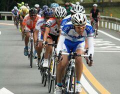 自転車ロードレース「ツール・ド・新城」(写真提供:新城市)