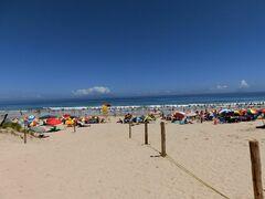 海水浴客でにぎわう白浜大浜(写真提供:下田市)