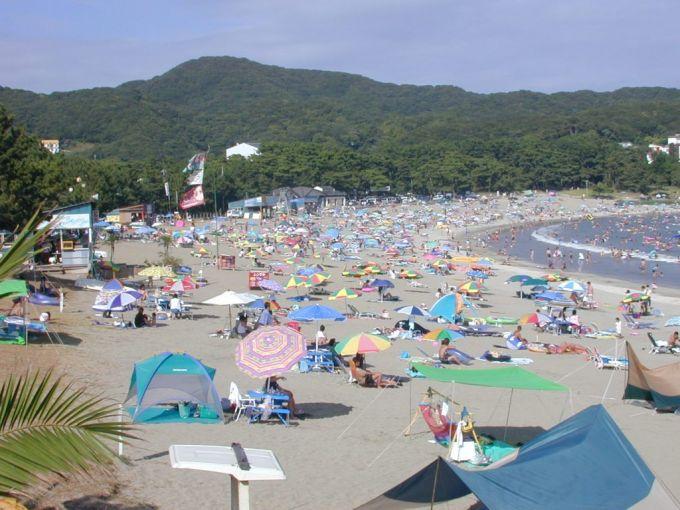 景色も美しい弓ヶ浜(写真提供:南伊豆町)