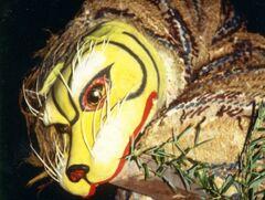 歴史ある小稲の虎舞(写真提供:南伊豆町)