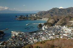 松崎町全景(写真提供:松崎町)