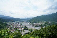 川根本町の景観(写真提供:川根本町)