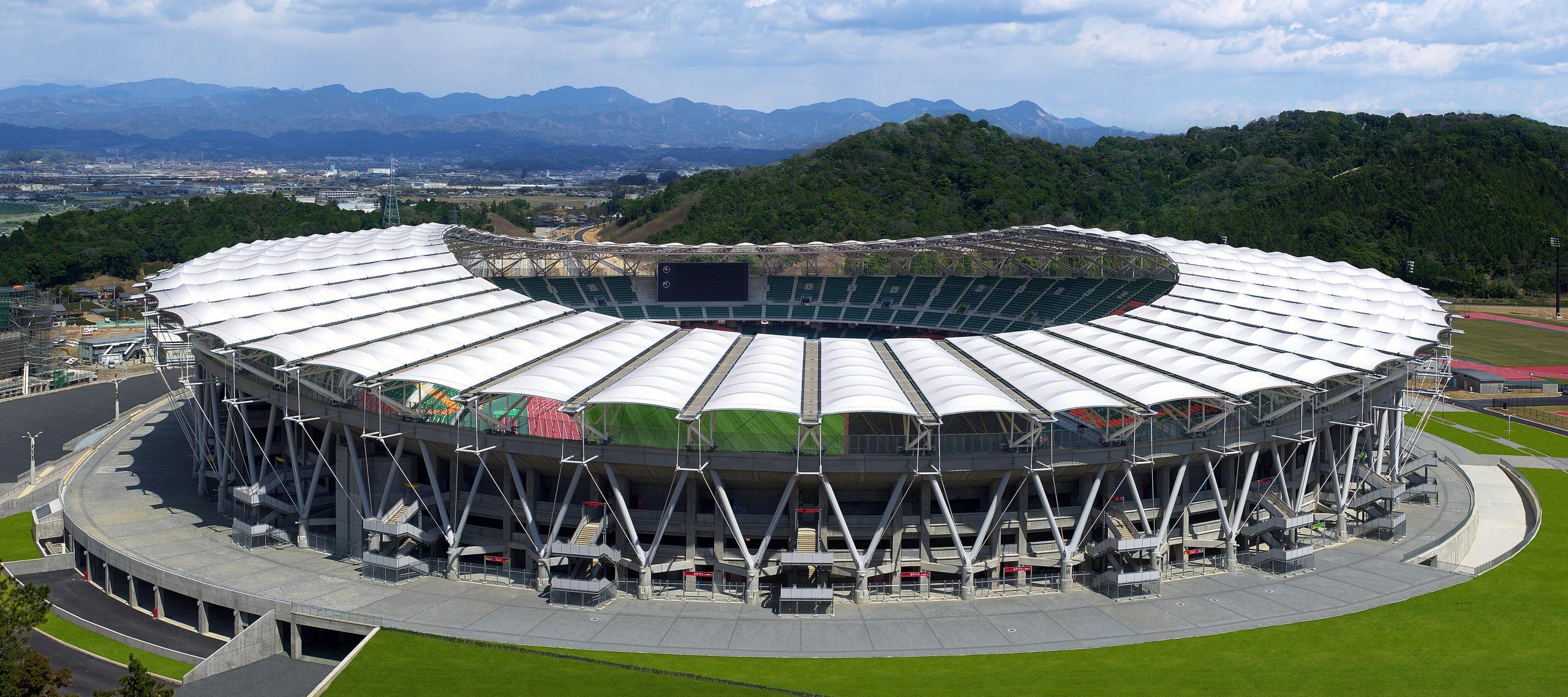 ラグビーワールドカップ2019TM開催地
