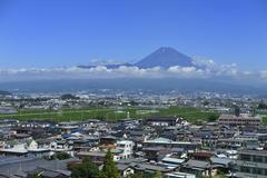 伊豆の国市の風景