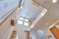 自然素材+省エネ+耐震性 安心安全を詰め込んだ「守る家」