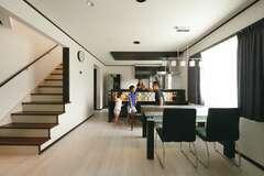 こだわり抜いたデザイン・空間構成で魅せる家