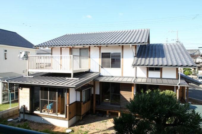 日本の気候風土に合った土壁・白漆喰
