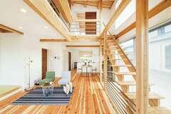 愛犬と快適に暮らす 1,000万円台で開放的な空間を実現