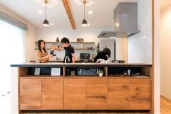 コーヒー香る豊かな時間を 安心&ゆとりが包む高性能住宅