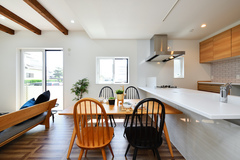 家族の「好き」が空間を彩るデザイン住宅