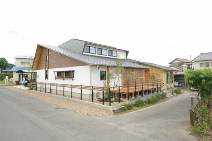 2つのライフスタイルを楽しむ 「ひとつ屋根の家」