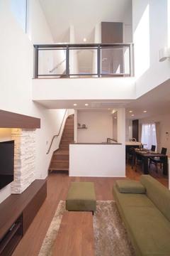 敷地34坪で吹抜けも屋上も実現!人生を豊かに楽しむ家