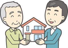 親の土地に家を建てるときの注意点のイメージ