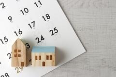 家づくりのスケジュール~今から始めて家に入居できるまでに○○か月かかります~のイメージ