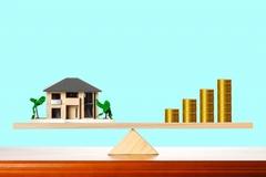 家づくりの基本⑥:家の平均的な金額と家の平均的な大きさのイメージ