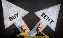 購入vs賃貸「どっちが得?」論争に一つの答え?のイメージ