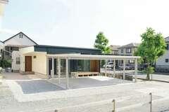16kWの太陽光発電+中庭で開放的に暮らせる平屋