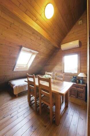 三角屋根を生かす部屋で ワクワク感いっぱいの暮らし