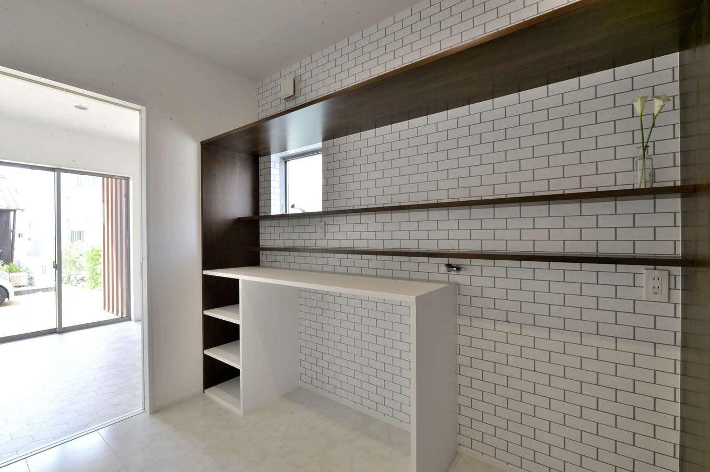 ルーム 収納 ランドリー 実例紹介!ランドリールーム、室内物干しスペースで家事効率をアップさせるコツ