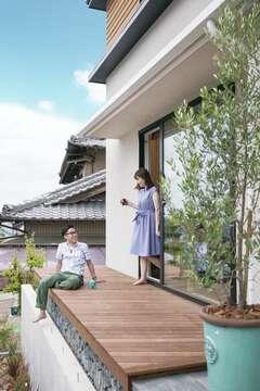 普通のエアコン1台で家中が年中快適なデザイン住宅