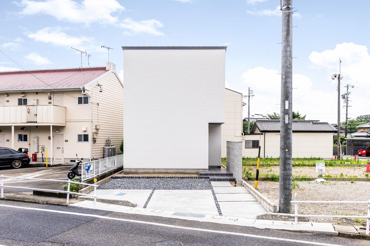 ◆外からの視線を感じさせないデザイン性と機能性に優れたお家◆