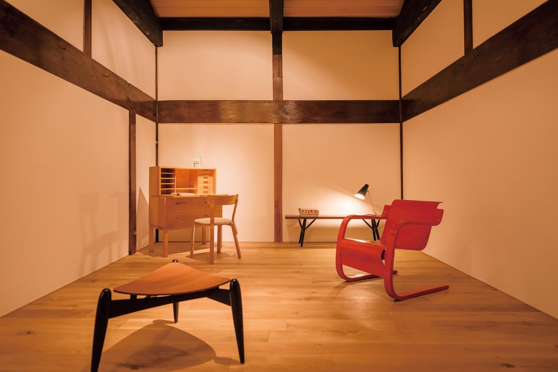 Hands Works(ハンズワークス)|シンプルな空間に、北欧ヴィンテージ家具が暮らしの空気感をもたらす