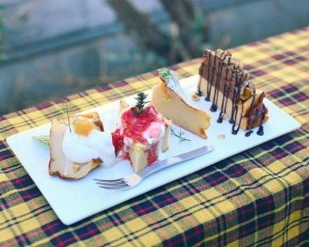 【3/25(日)-26(月)限定】手作りケーキのカフェOPEN!