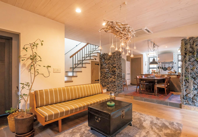 住宅作家が創る、豊かで新鮮な色彩のある風景