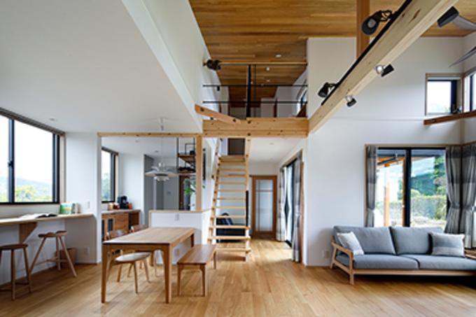 檜建設 エニーホーム