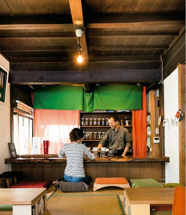 築120年の古民家を改修。人が集まるコーヒー店に/百珈(もか)【わたしの住まい みんなの暮らし出張コラム】