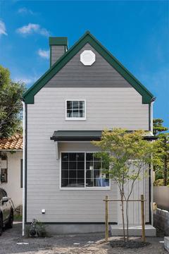【予約制】20坪の土地に約10坪の家!「赤毛のアン」の家 モデルハウス公開中 @静岡市東鷹匠