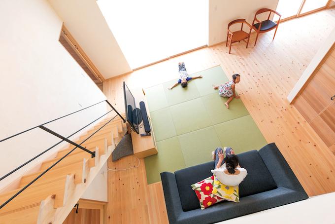 思いを形にした「NUKUMORIの家」
