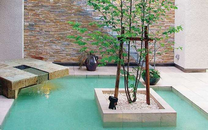 庭と家が一体化することで 理想のライフスタイルが実現