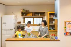 心と身体にやさしい住みやすい家