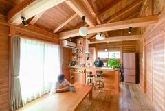 お家にいながら参加可能! ! 木の香あふれる「板倉構法」の家づくりWEB相談会!