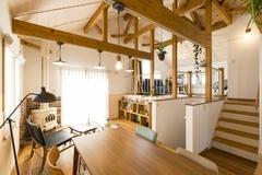 【Bino加盟店】 暮らしを楽しむ、スキップフロアの家って?
