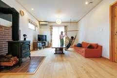 住むほどに満足度が高くなる 本物の北欧スタイルの家
