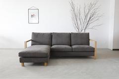 居心地の良いソファがあれば、暮らしが変わる。