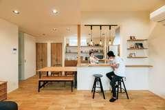 デザインも性能も理想以上! オトコマエな二世帯住宅