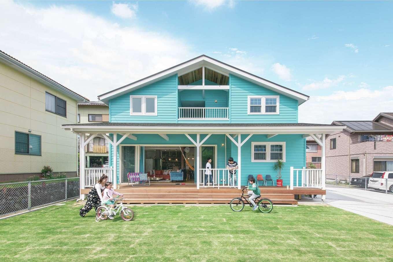 富士ホームズデザイン【デザイン住宅、子育て、インテリア】実績豊富な『富士ホームズデザイン』だからこそできる本物のアメリカンハウス