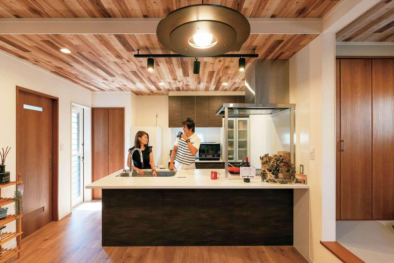 irohaco (アヴァンス)【1000万円台、デザイン住宅、間取り】休日は夫婦で仲良く料理