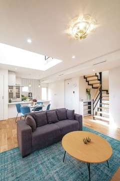 インテリアショップがデザインする家。定額制で安心の家具付き注文住宅。